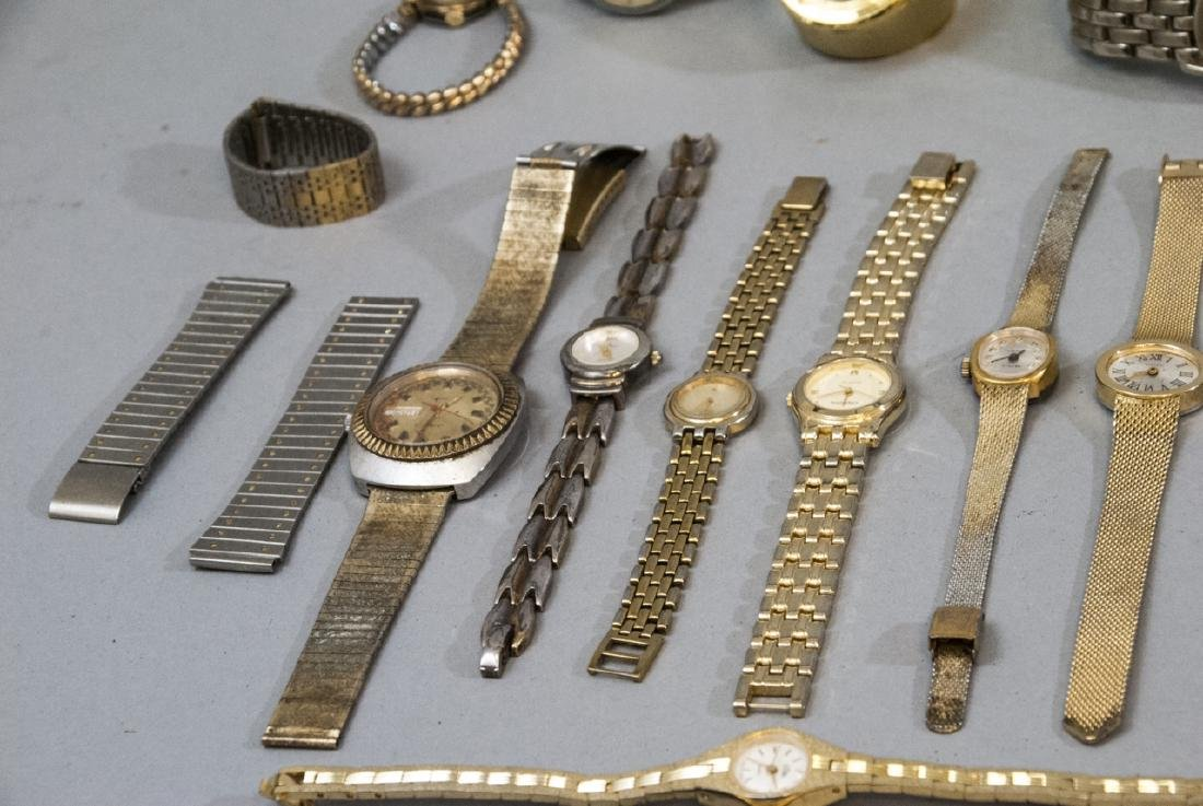 Collection of Vintage Wrist Watches & Parts - 7