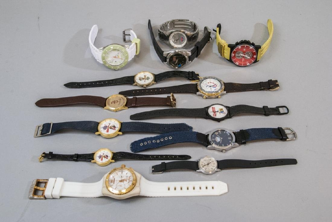 Large Collection of Modern & Vintage Watches