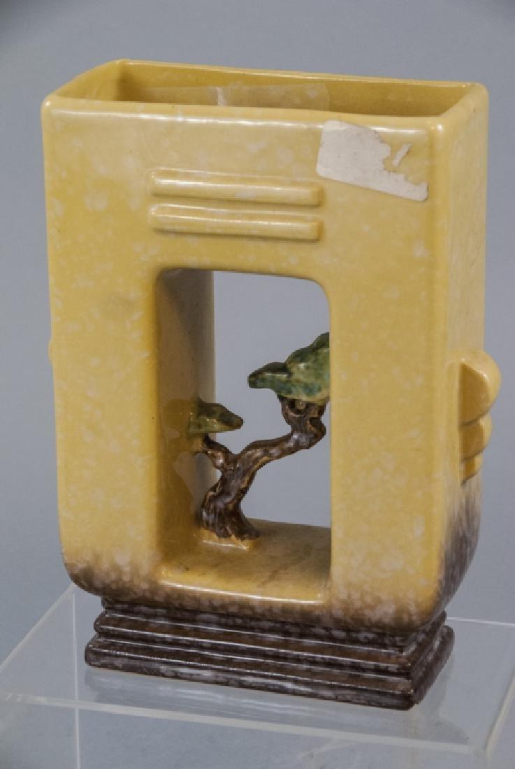 Roseville Art Pottery Ming Tree / Asian Vase