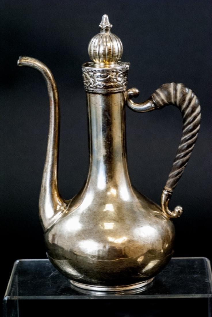 Antique Gorham Sterling Silver Coffee Pot