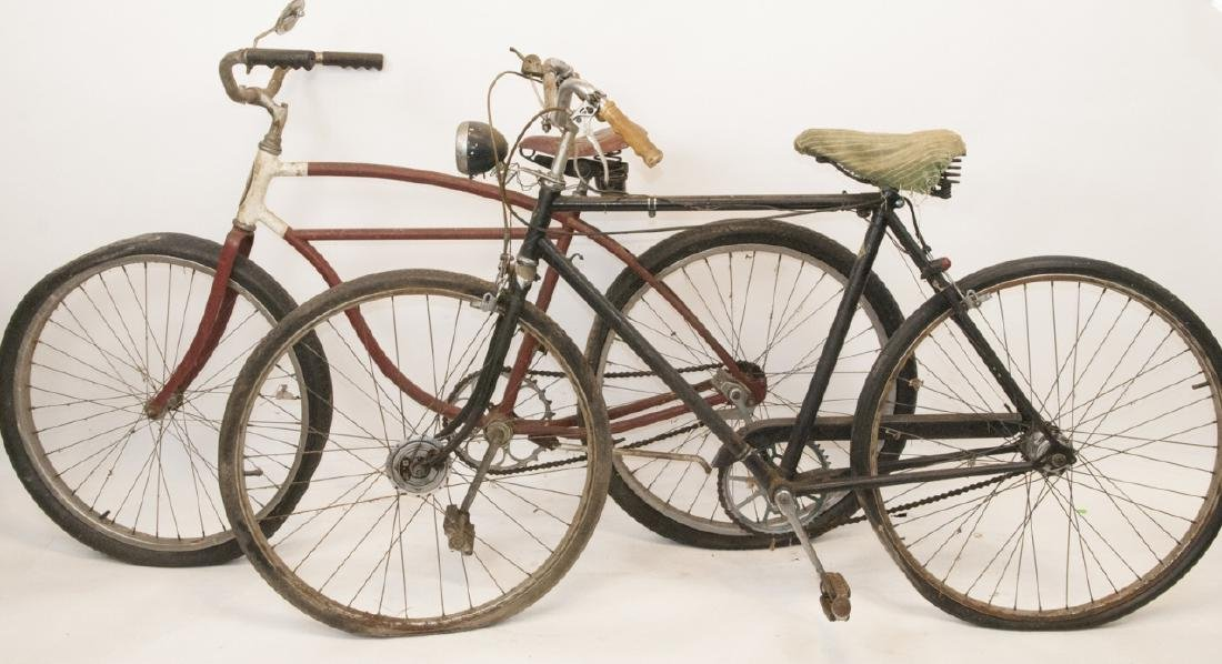'Vintage Rudge & Schwinn Mens Bicycles