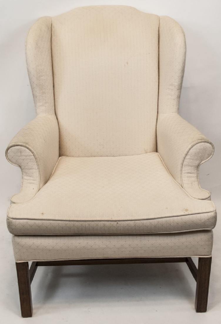 Contemporary Traditional Bernhardt Armchair