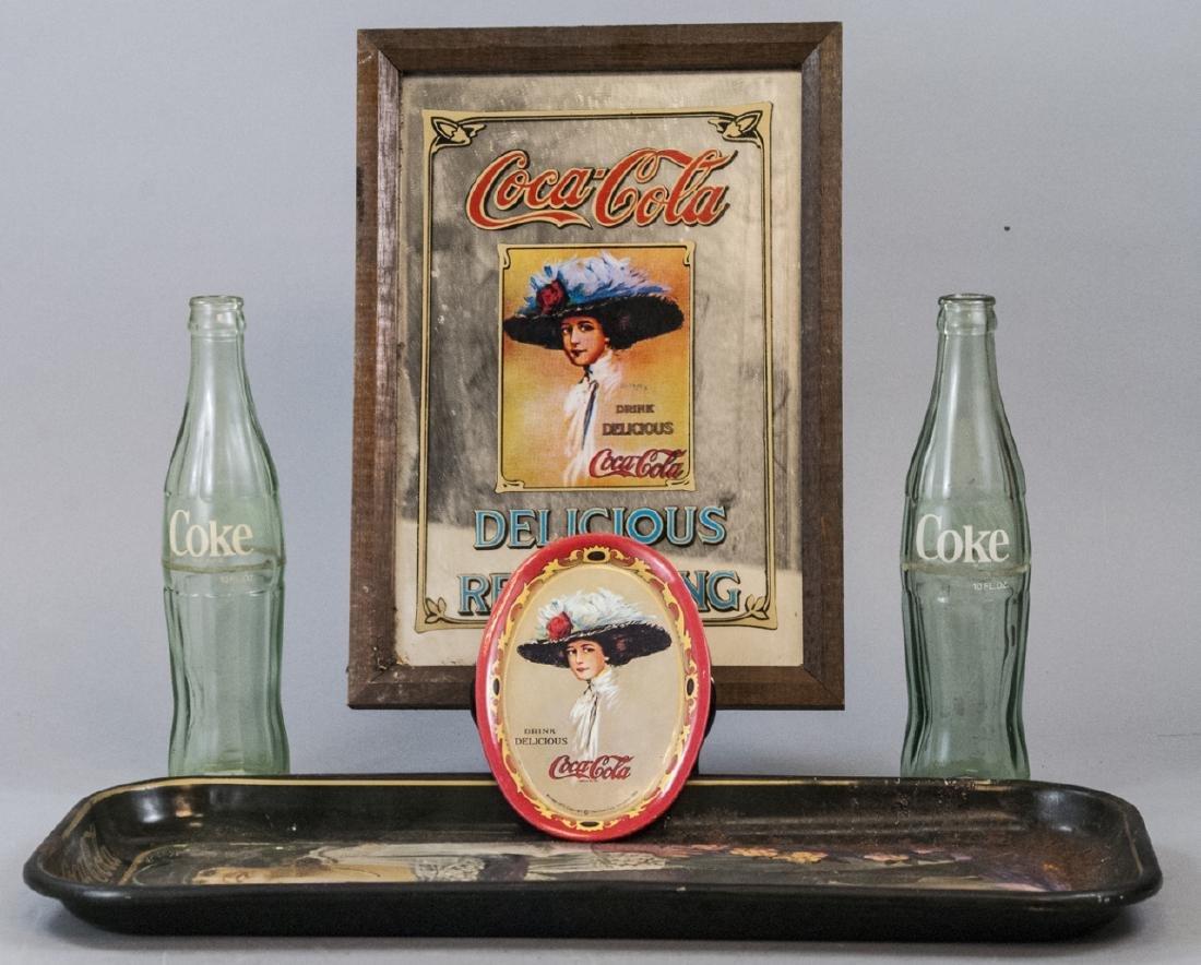 Vintage Coca-Cola Advertising Memorabilia