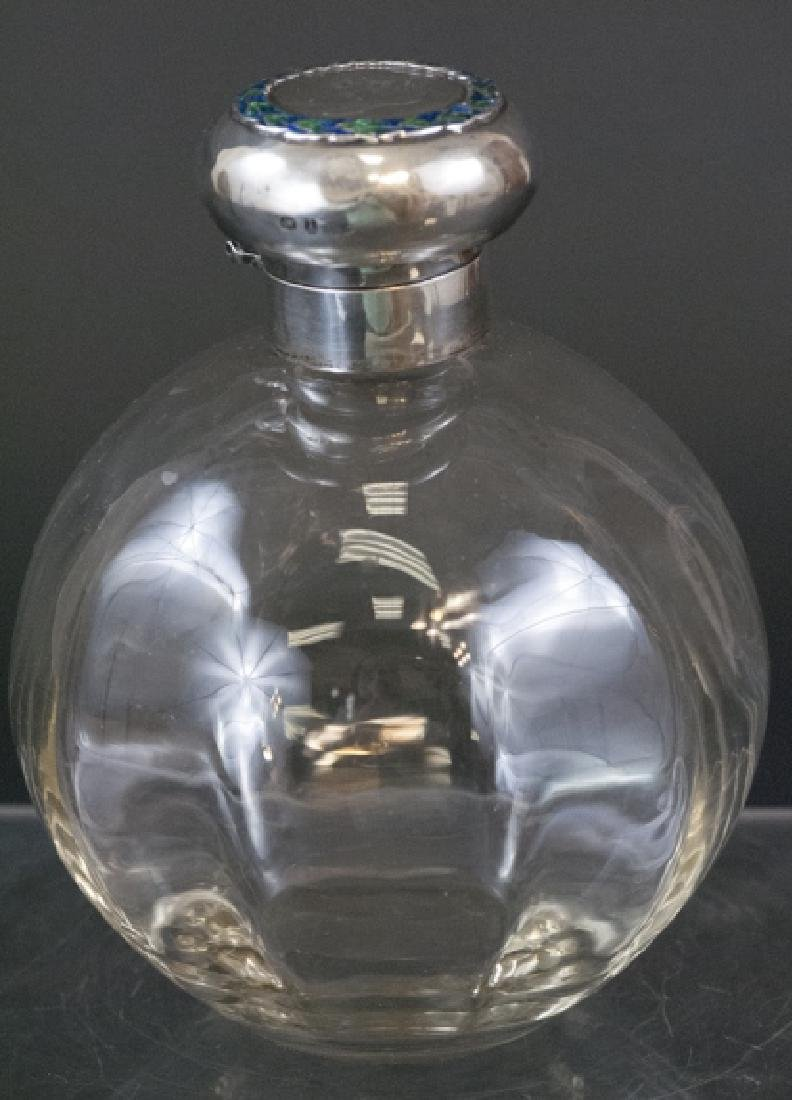 Antique English Sterling Liberty & Co Perfume