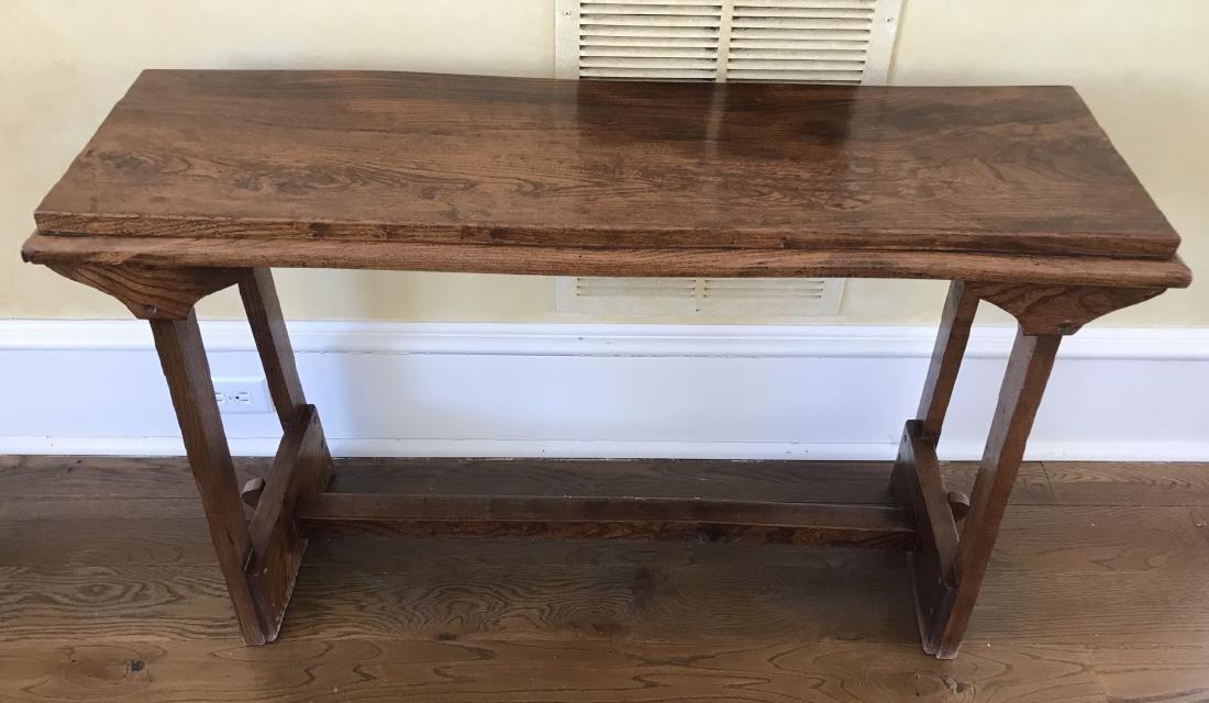 Craftsman / Arts & Crafts Style Console Table