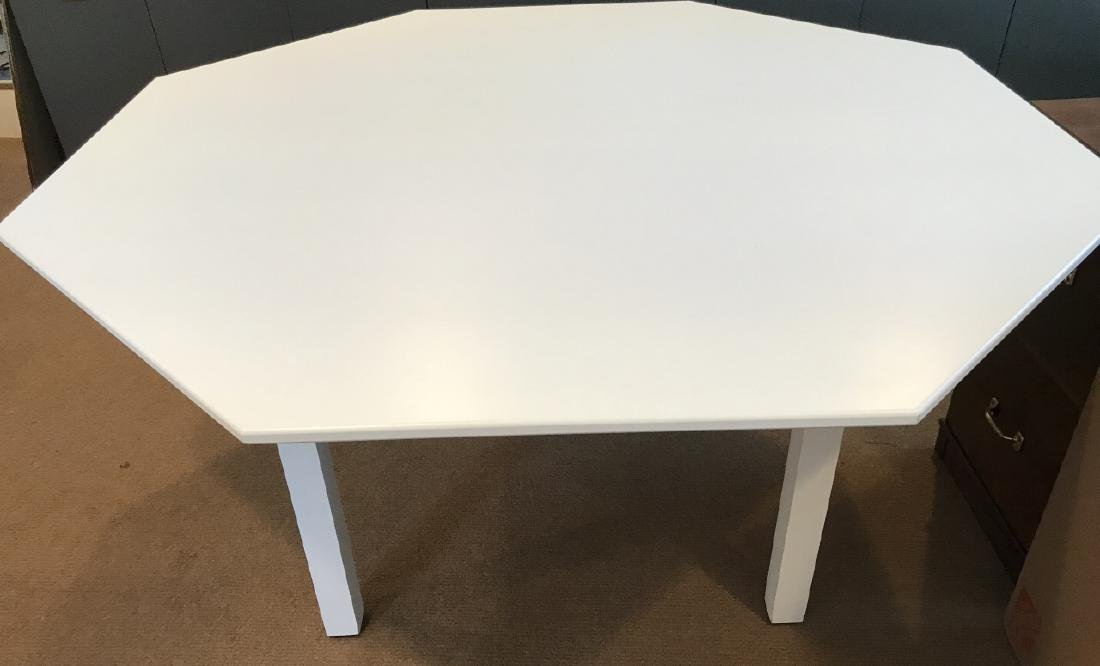 Custom Made Octagonal Dining Table
