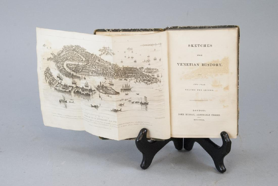 Sketches from Venetian History Book C 1832