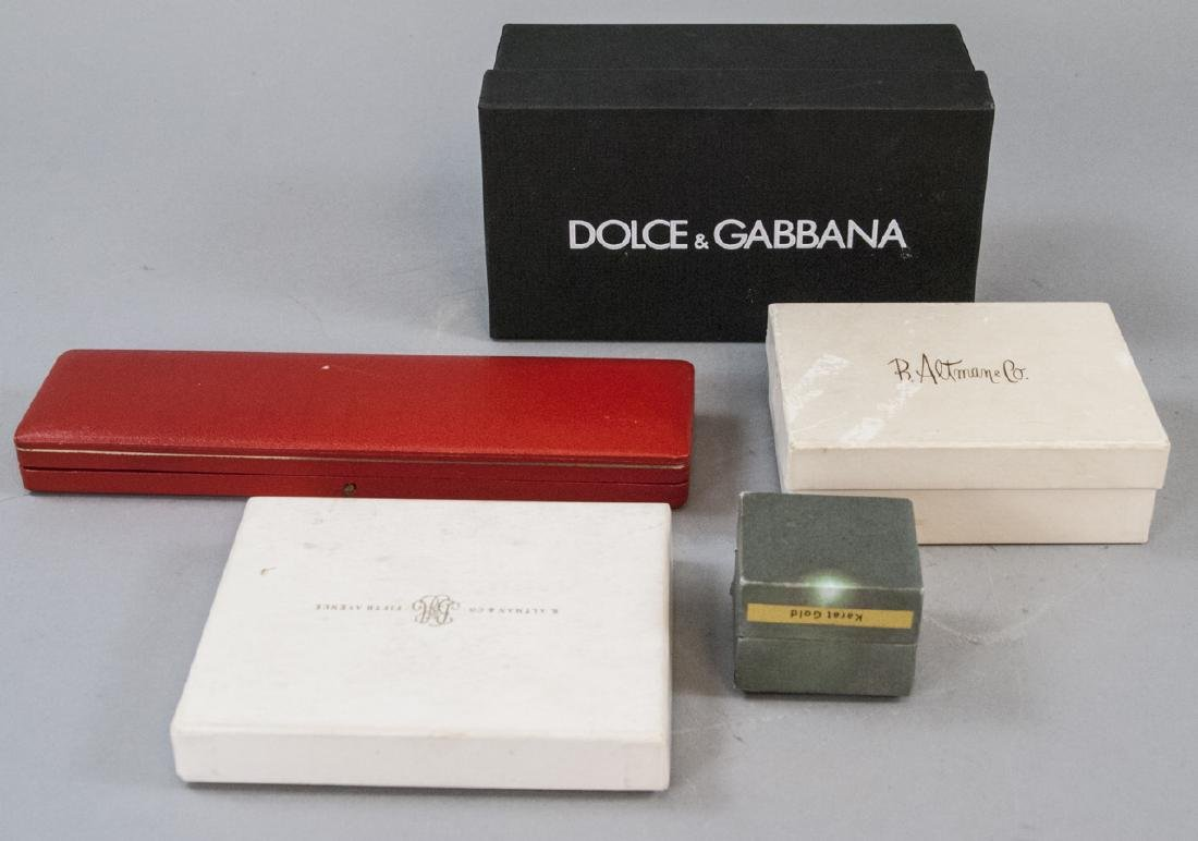 Antique, Vintage & Designer Jewelry Boxes