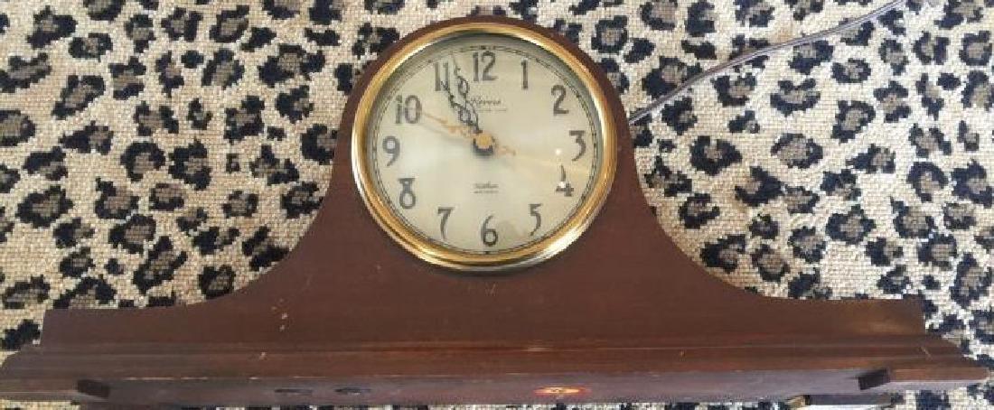 Vintage Mantle Clock by Revere West Minister