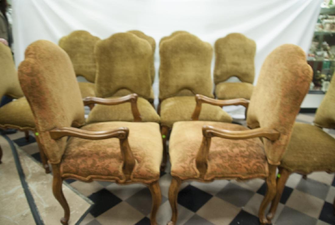10 Contemporary Italian Baroque Style Dining Chair