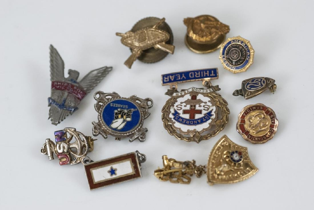 Antique & Vintage Medals & Badges