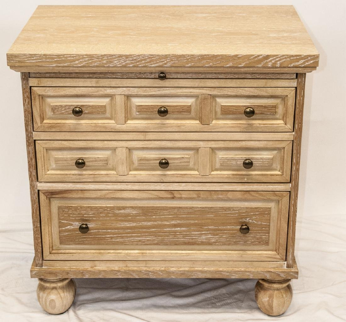 Vintage Light Wood Dresser/Nightstand