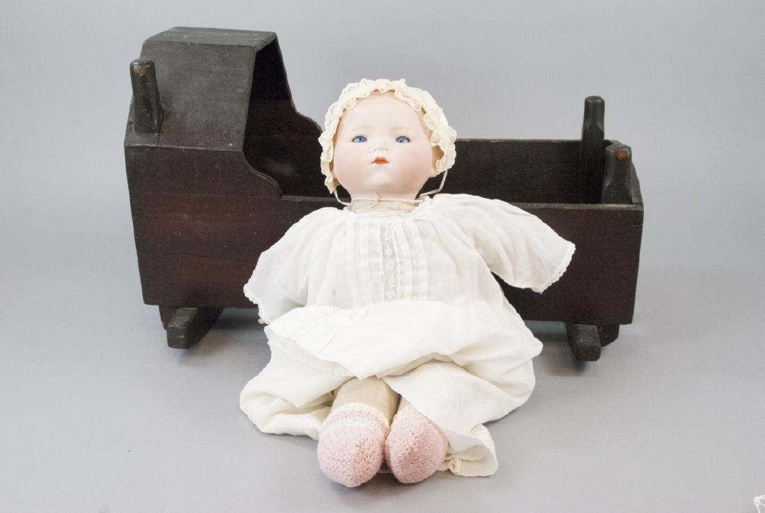 Armand Marseille German Bisque Head Baby Doll