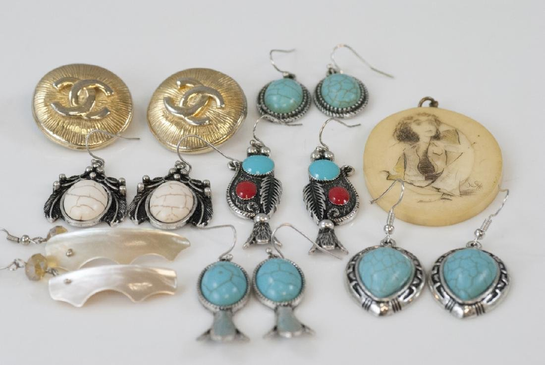 Vintage & Designer Costume Jewelry Collection