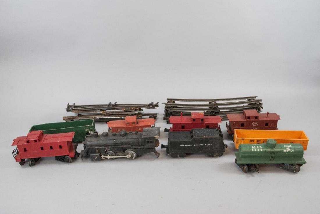 Marx Toys Vintage Electric Trains & Track