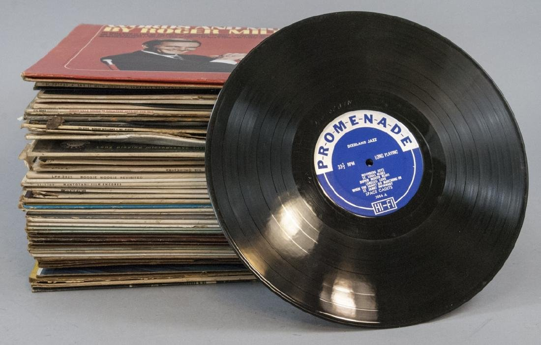 Vintage Vinyl Collection