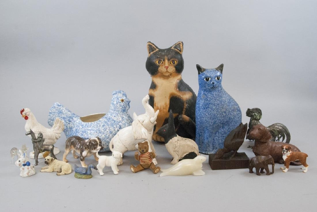 Vintage & Antique Animal Figurines / Sculptures