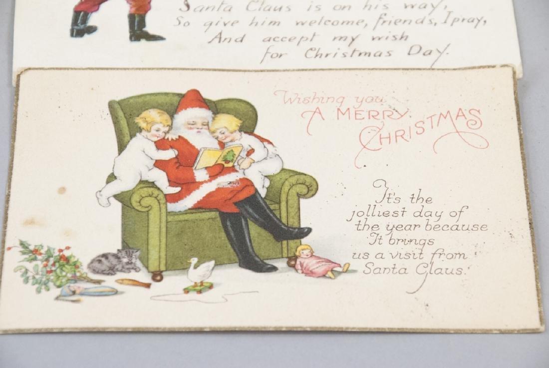 Vintage Cardboard Pressed Holiday Decor - 4