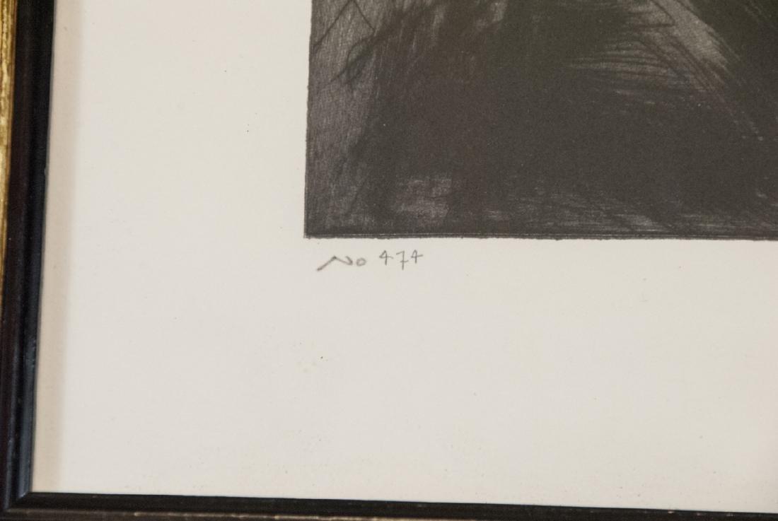 Norman Alfred William Lindsay Framed Print - 3