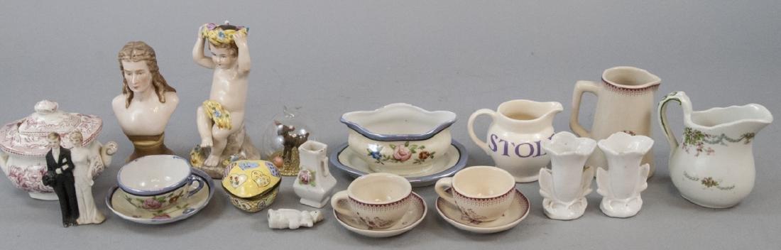 Doll, Dollhouse & Child Size Miniature Items