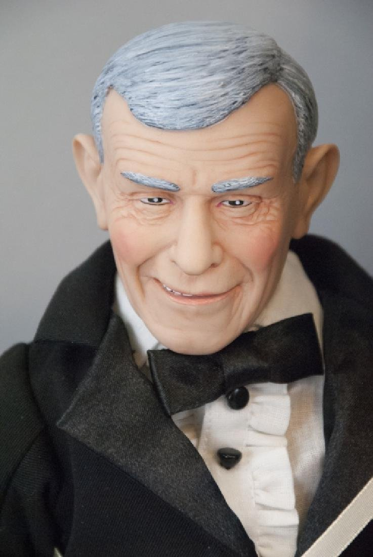 Effanbee Vintage Dolls, John Wayne, JFK, G. Burns - 5