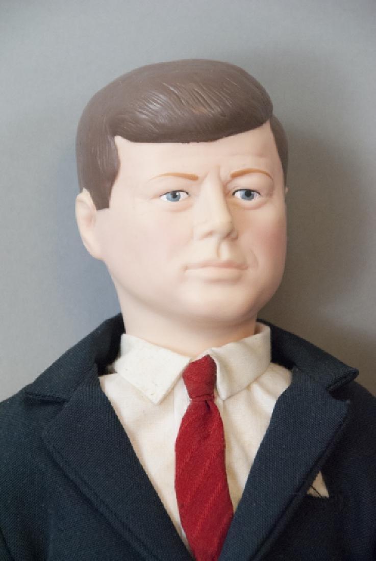Effanbee Vintage Dolls, John Wayne, JFK, G. Burns - 6