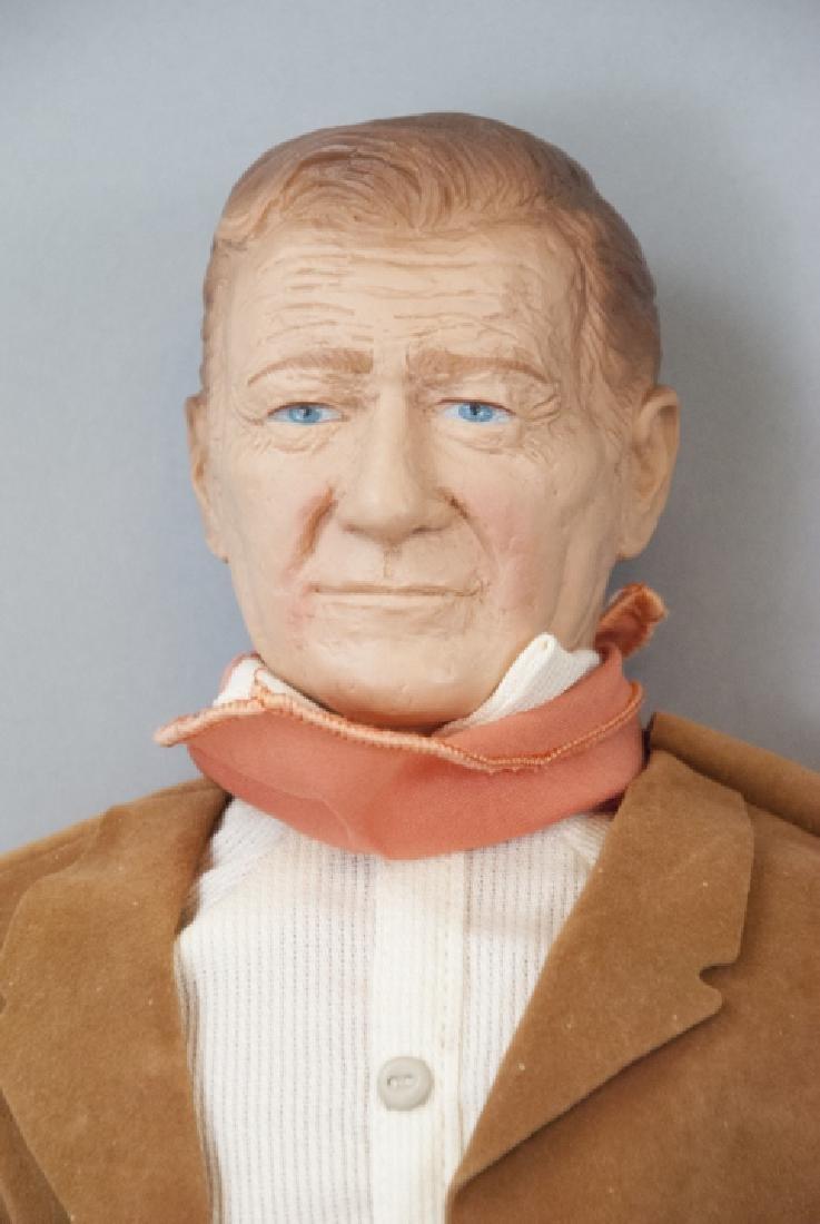 Effanbee Vintage Dolls, John Wayne, JFK, G. Burns - 7