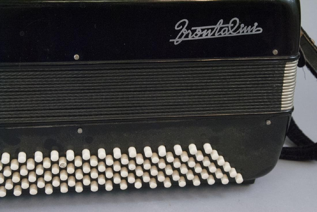 Frontalini Vintage Accordion and Case - 3