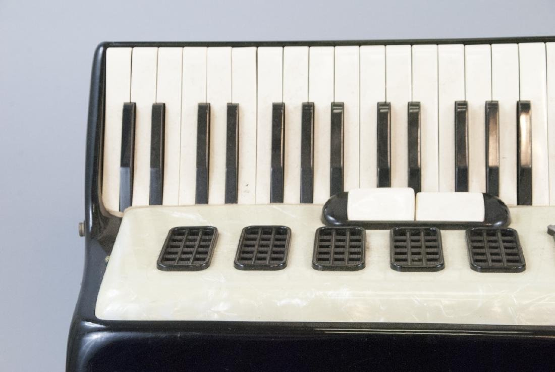 Frontalini Vintage Accordion and Case - 8