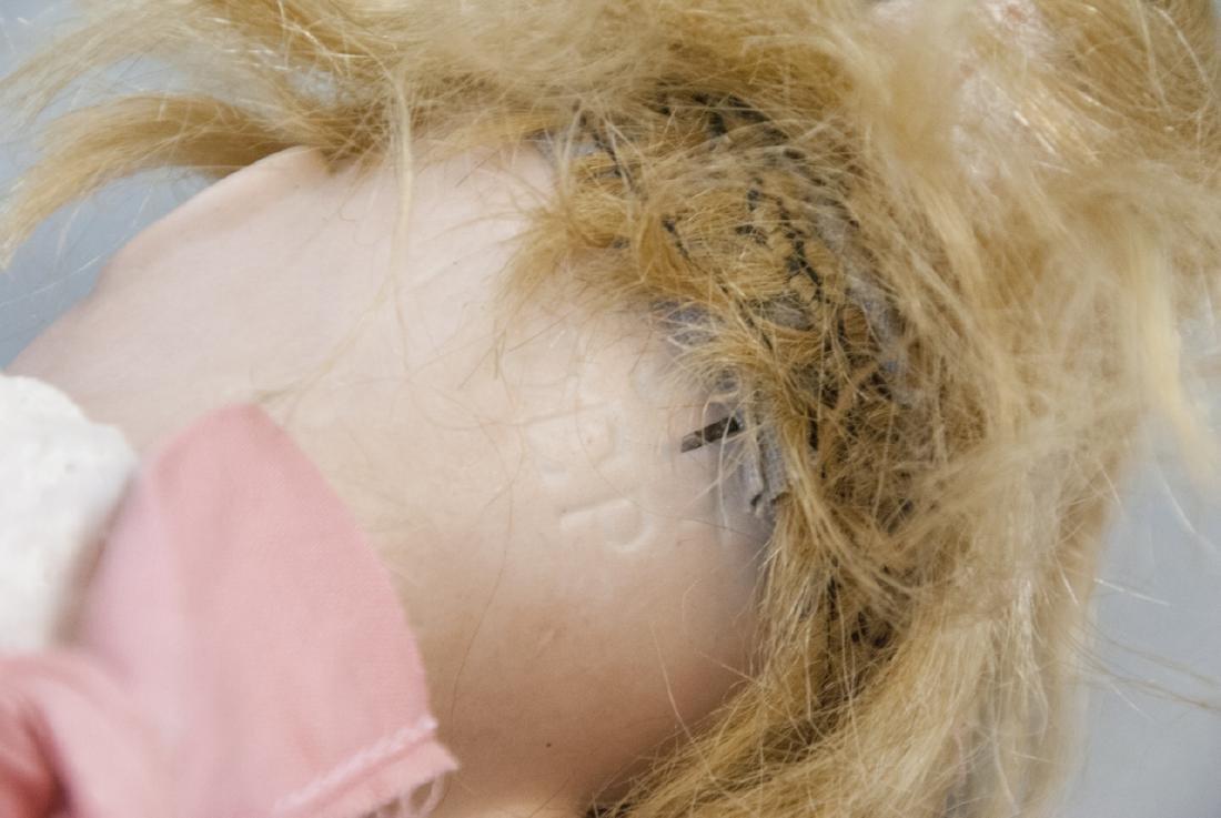 R&A Theodor Recknagel Bisque Head Doll - 4