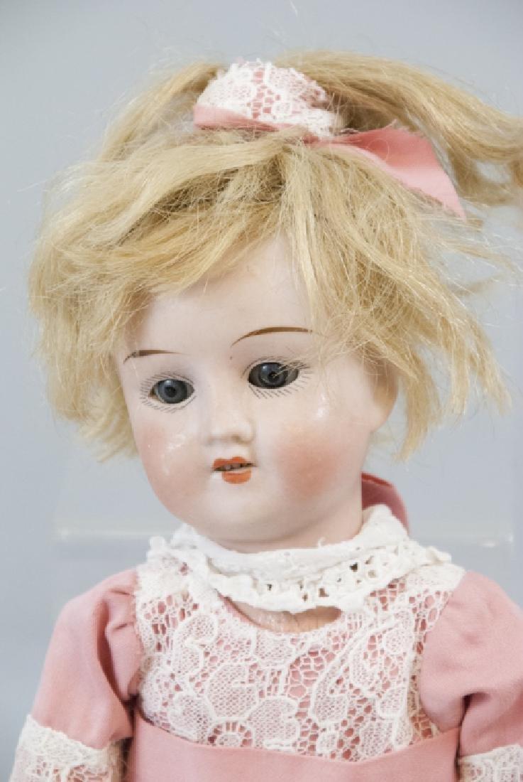 R&A Theodor Recknagel Bisque Head Doll - 6