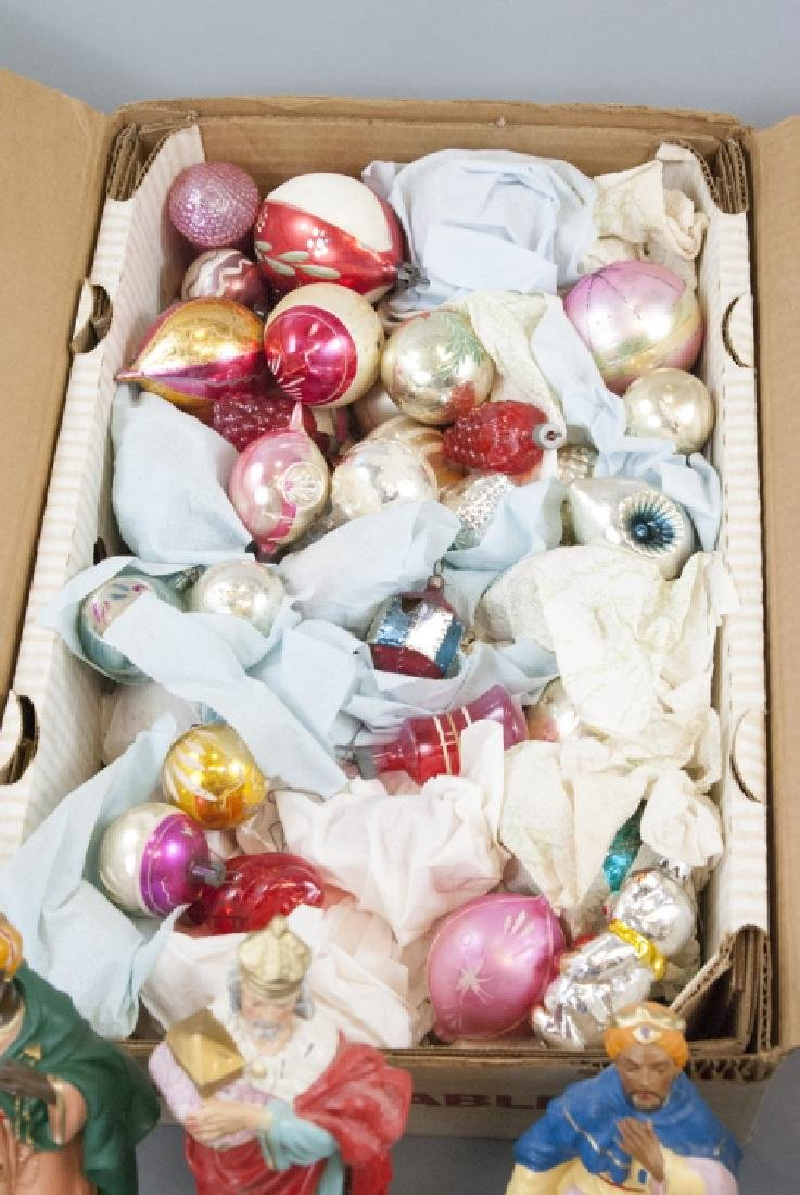 Vintage Christmas Decorations & Ornaments - 3