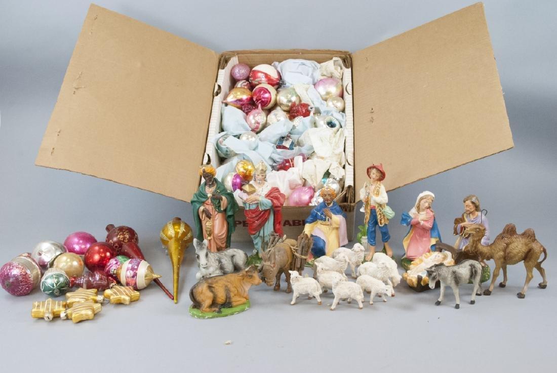 Vintage Christmas Decorations & Ornaments - 6