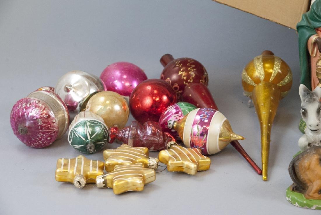 Vintage Christmas Decorations & Ornaments - 7