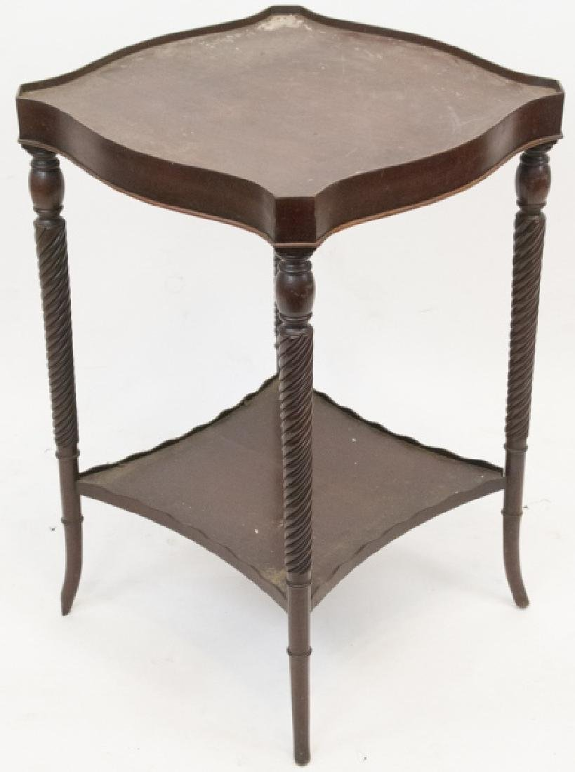 Edwardian Style End Table / Side Table