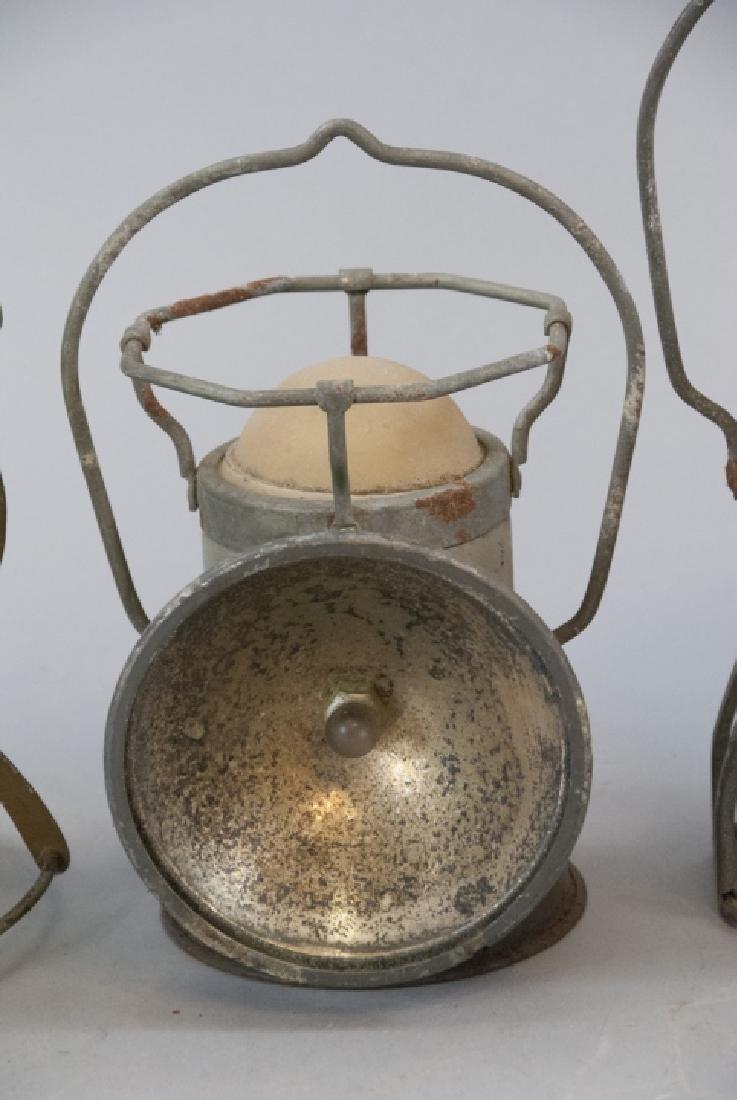 Delta, Dietz, & Dressel Railroad Lanterns - 3