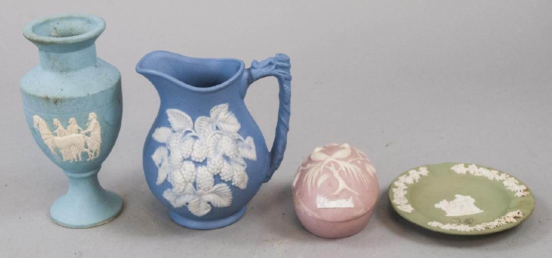 Wedgewood & Jasperware Assortment