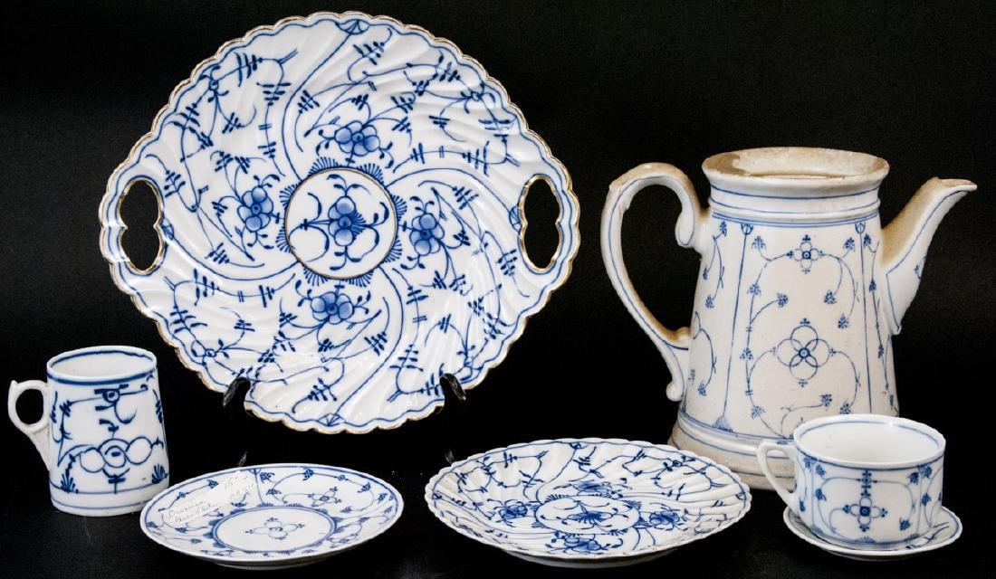 Vintage & Antique German Bavarian Assorted Tea Set