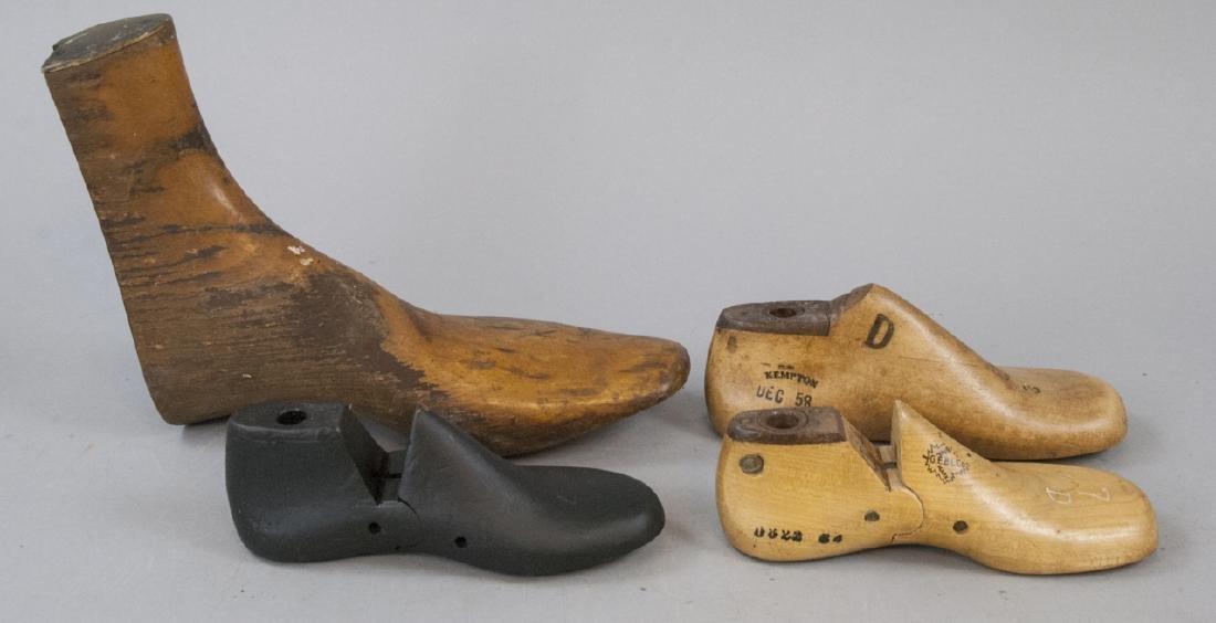 Antique Shoe Forms