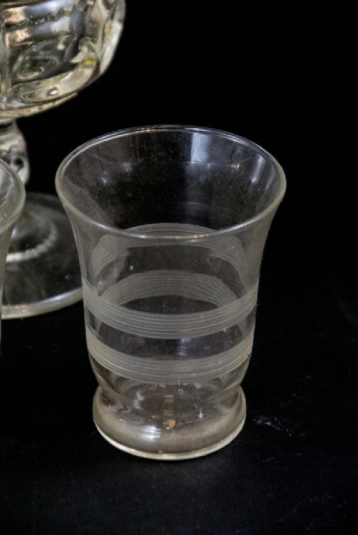 Assorted Lot Of Vintage & Antique Glasses - 7