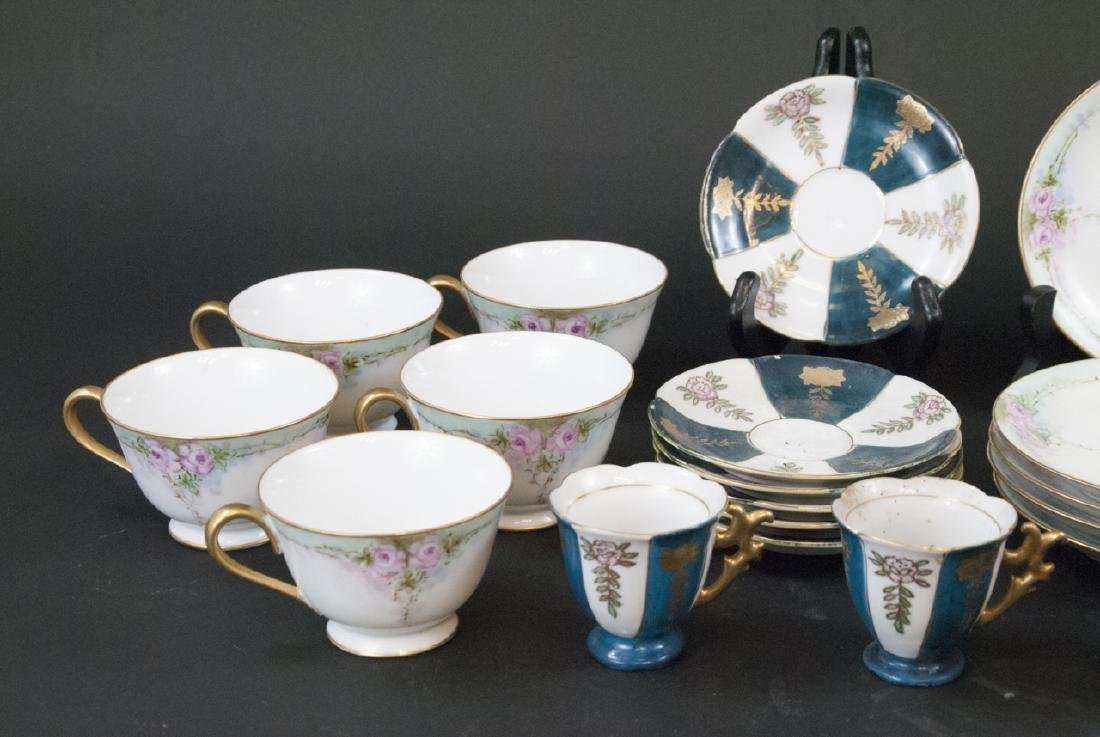 Vintage Tea Coffee Demitasse Sets Japan & China - 3