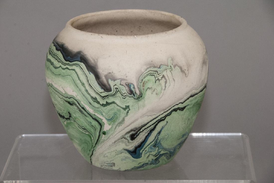 Vintage Nemadji Pottery Pot