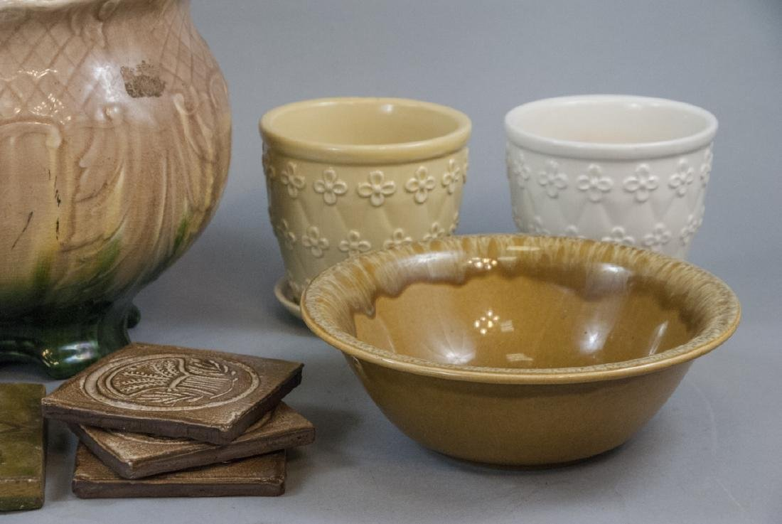 Lot of Vintage American Pottery Pieces - 2