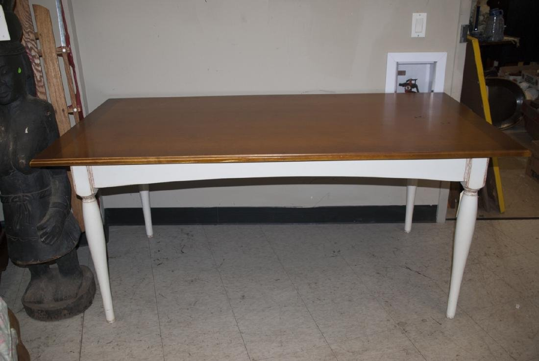 Grange French Country Provencal Farm Dining Table - 6