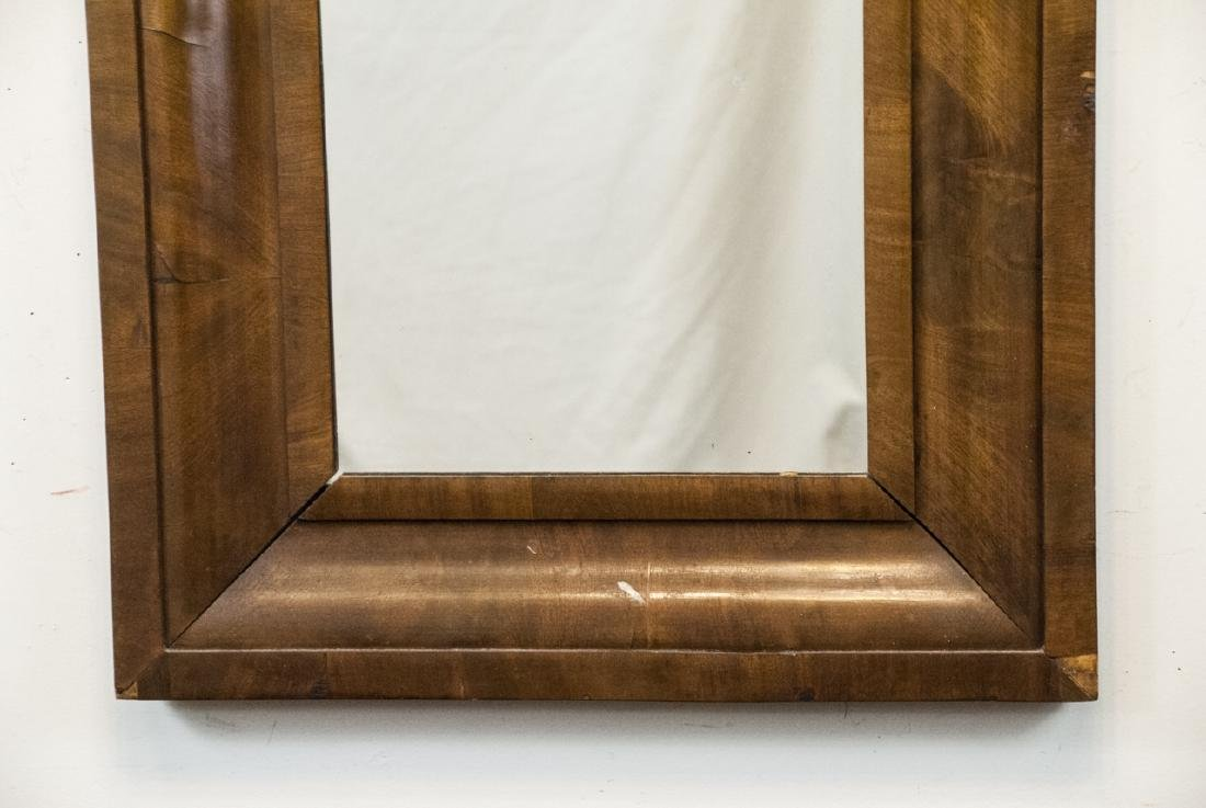 American Federal Style Ogee 19th Century Mirror - 4