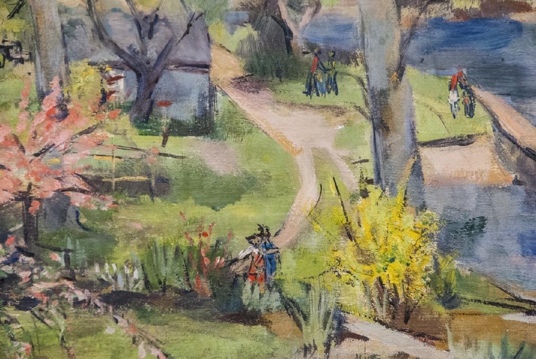 Grace Huntley Pugh  (1912 - 2010) Oil Painting - 4