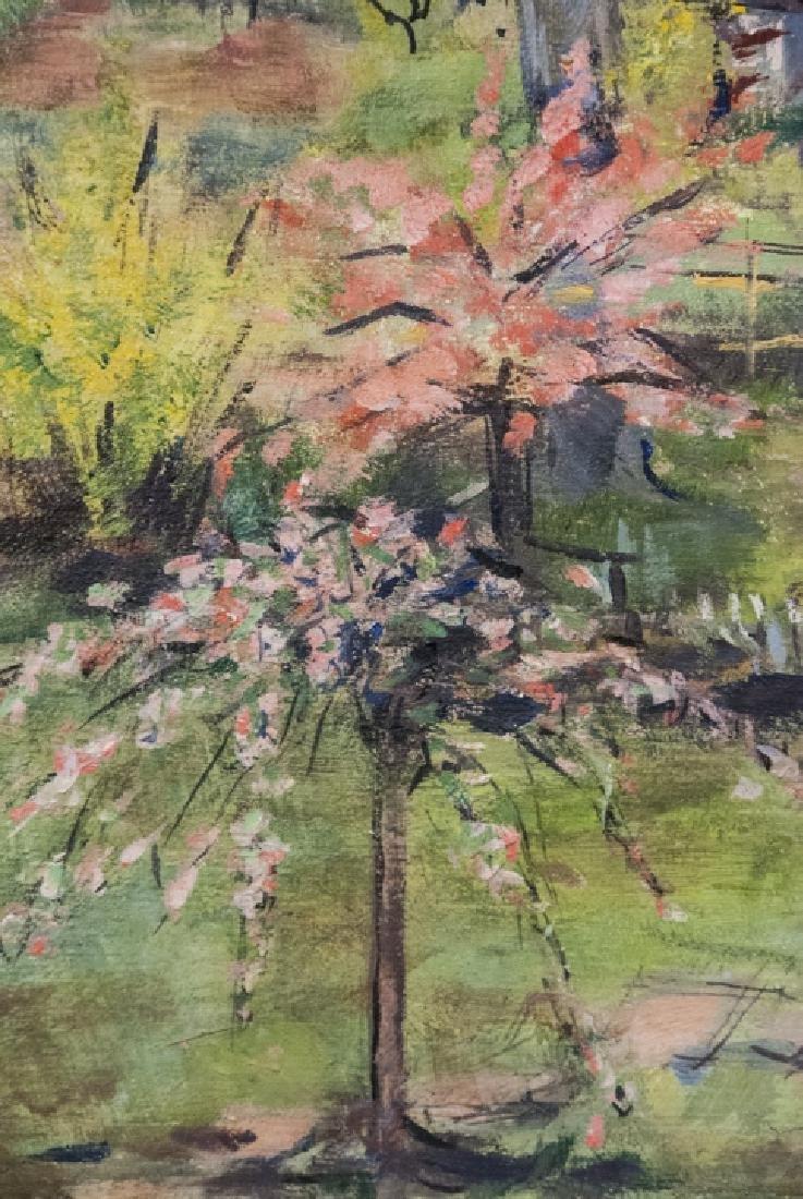 Grace Huntley Pugh  (1912 - 2010) Oil Painting - 7