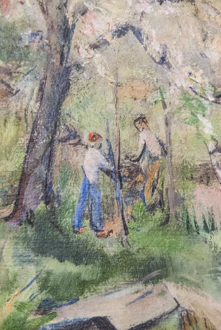 Grace Huntley Pugh  (1912 - 2010) Oil Painting - 9