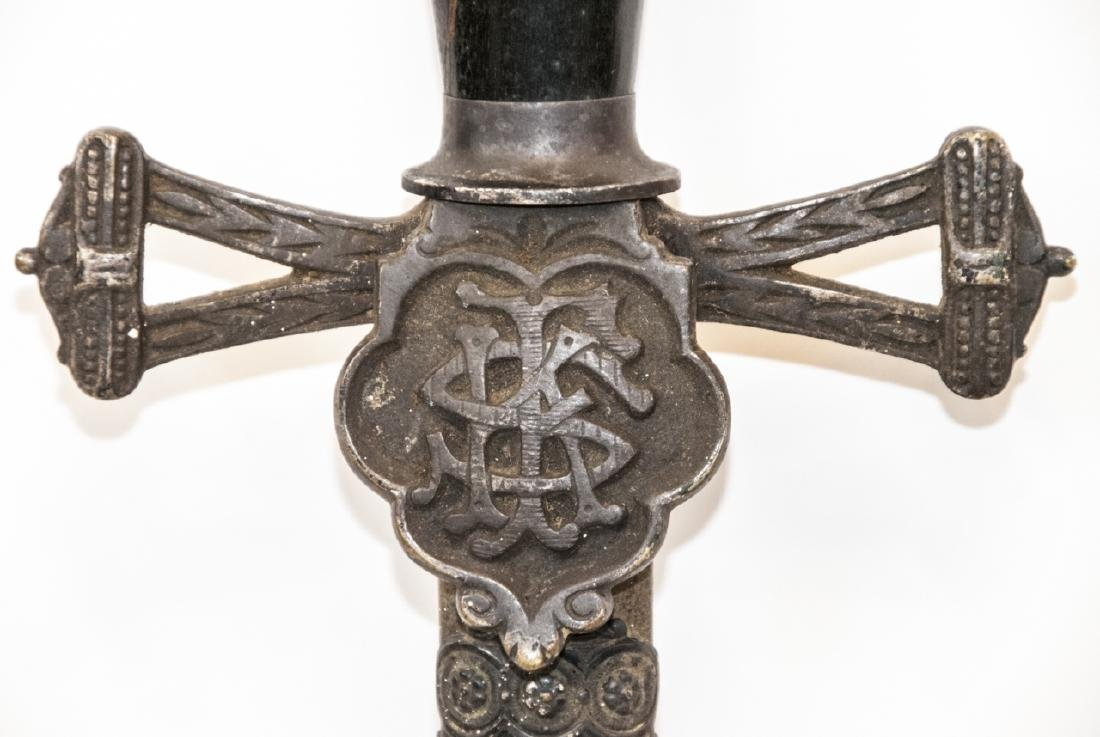 19th Century Fraternal/Masonic Sword - 2