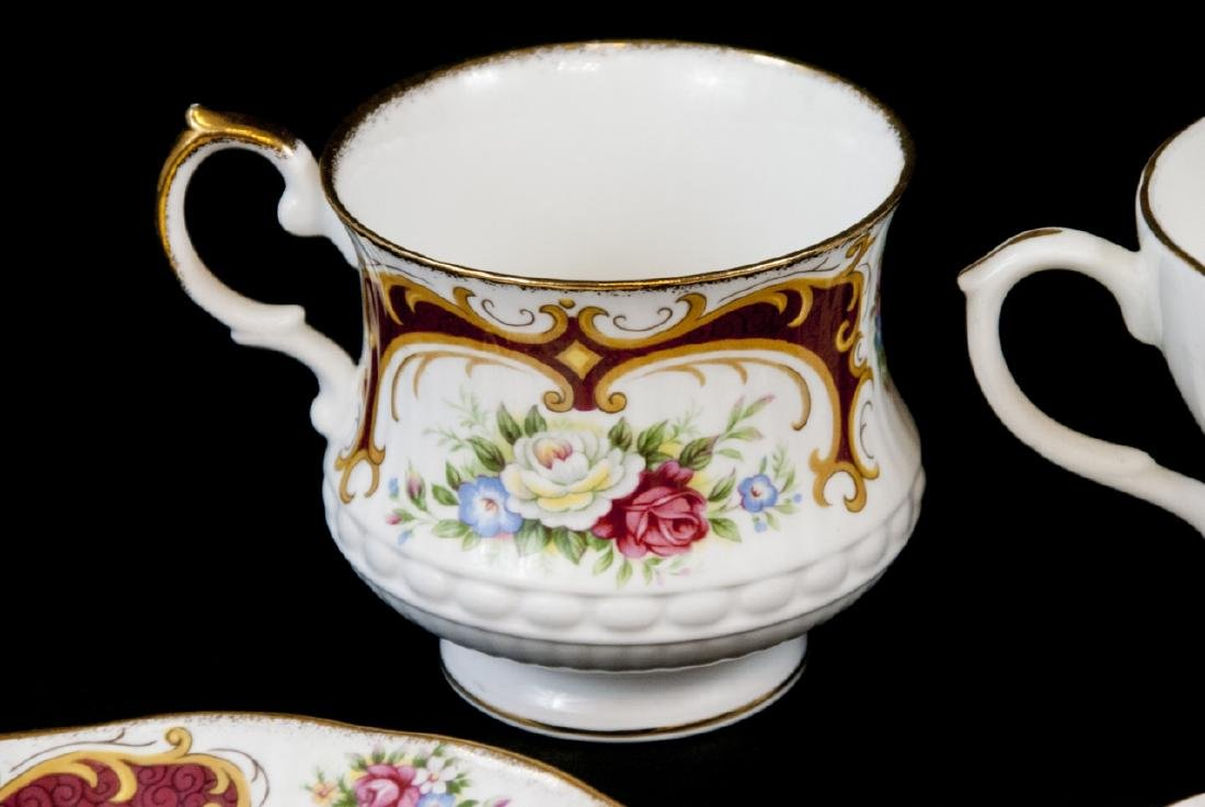 Lot Of Assorted Tea Cups and Saucers - 2